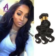 100 percent Peruvian Sew in hair extension Virgin Cuticle intact Alibaba hair accept PayPal