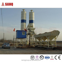 Concrete Batching Plant With Design Layout On Sale