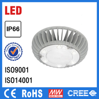 CE and ROHS approved vane type structurer housing IP66 10w 25w 40w LED Low bay lighting lamp