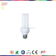 Optional wattage high light efficiency 3u 20w cfl