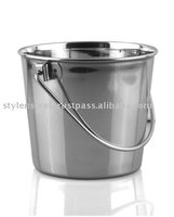 Stainless Steel Water Bucket / Pail Bucket