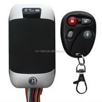 Waterproof car gps tracker, ARM / DISARM by remote control