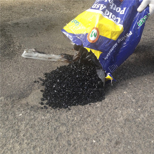 Go Green Cold Mix Asphalt / Permanent Asphalt Cold Patch / Asphalt Cold Mix