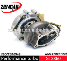gt28 GT2860 performance Dual ball bearing turbocharger turbo
