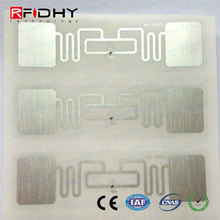 Promotional Newest Logistic Tracking 512 Bit RFID Sticker Tag