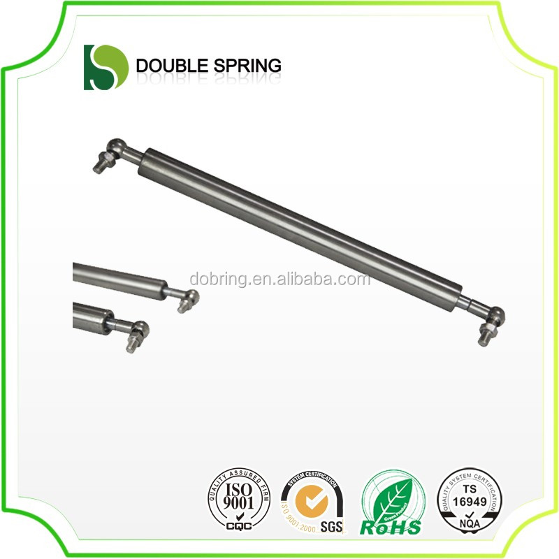 Furniture cabinet easy lift gas spring