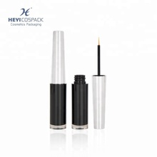 2.47ml empty eyeliner container with brush