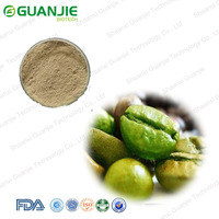 Best Quality Factory Supply 10%- 98% Green Coffee Bean Extract