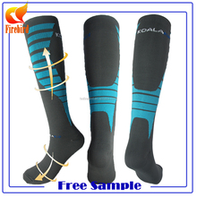 Wholesale stockings knee graduated copper medical compression socks