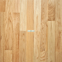 indoor natural prefinished multi core click oak flooring