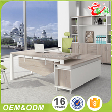 Hot Selling Cost Effective Professional Supplier Factory Price L-Shaped Manager Table Office Desk