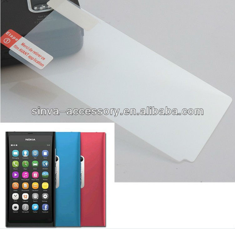 Newest models, screen protective film for Nokia C6-01