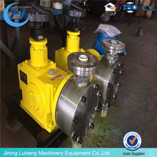 Explosion-proof anti-corrosion type diaphragm metering pump with spare parts