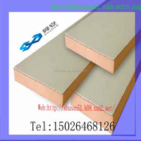 GOOT Phenolic Foam Pre-insulated Duct Panel with Aluminum Foil on Both Sides