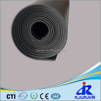 6mm thickness rubber sheet -- neoprene rubber sheet