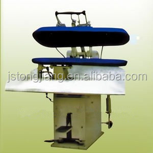 fabric industrial laundry commercial steam press for shirts(CE&ISO)