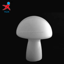 mushroom glass table lamp