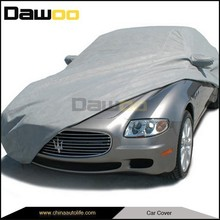padded insulated carcover protect car cover from hail and rain