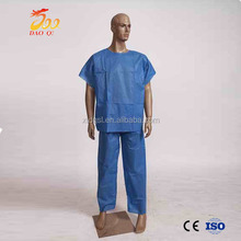 Direct Manufacturer sterile surgical pajama