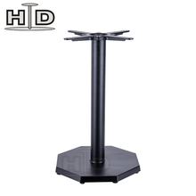 Octagon Shape reproduction cast iron table legs