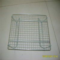 High quality bbq grill netting/barbecue wire mesh