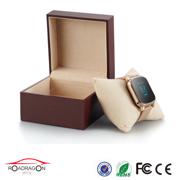 Wrist watch phone gps tracking device for kids/Position monitoring kids gps watch phone/Sos calling kids GPS tracker