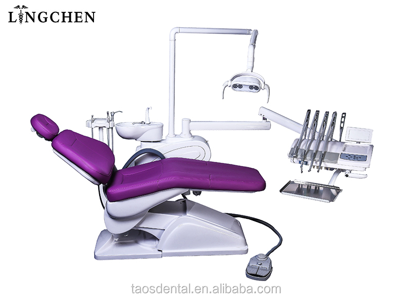 Dental Equipment Dental Unit Latest price for Dental Chair with accessories