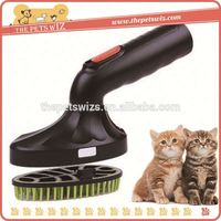 Plastic handle pet comb p0wy7 plastic flea comb for sale