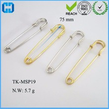 Heavy Duty Garment Accessories Metal Large Safety Pins