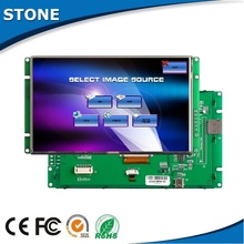 "12.1"" fine china touchscreen with 5-42 wide voltage for Beauty Equipment HMI"