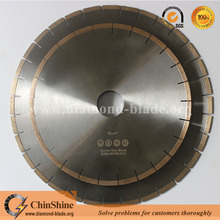 Diamond Blade Material and sintered Finishing diamond saw blades for marble cutting