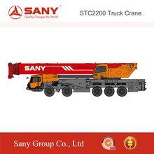 SANY STC2200 220 Tons High-Quality Key Hydraulic Components of Hydraulic Floor Crane