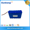 Customize High Capacity 3.7v rechargeable lithium battery 20000mah for Guitar amplifier