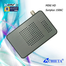 Bajo costo mini hd dvb-s2 receptor satelital