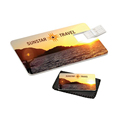 Cheapest 1GB Credit Card USB Flash Drive Memory Stick
