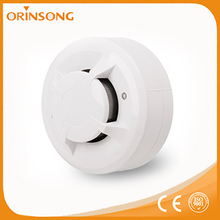Photoelectric domestic smoke Detector conventional with Deep Base, Relay Output