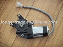 motor, lifter motor, window regulator motor, Mabuchi series, 12V, 4 holes 8 teeth,