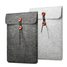 "11.6"" 12"" 13.3"" 15.4"" Felt Laptop Cover Case Notebook Computer Sleeve Bag"