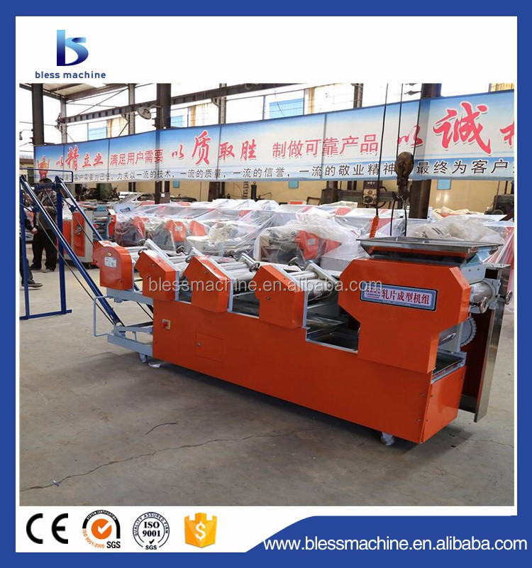 2017 China best manufacture noodle making machine for home with 24 hours service