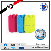 Plastic Ice Pack Cooling Ice Box