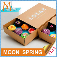 Moonspring custom made boxes and cupcake box wholesale