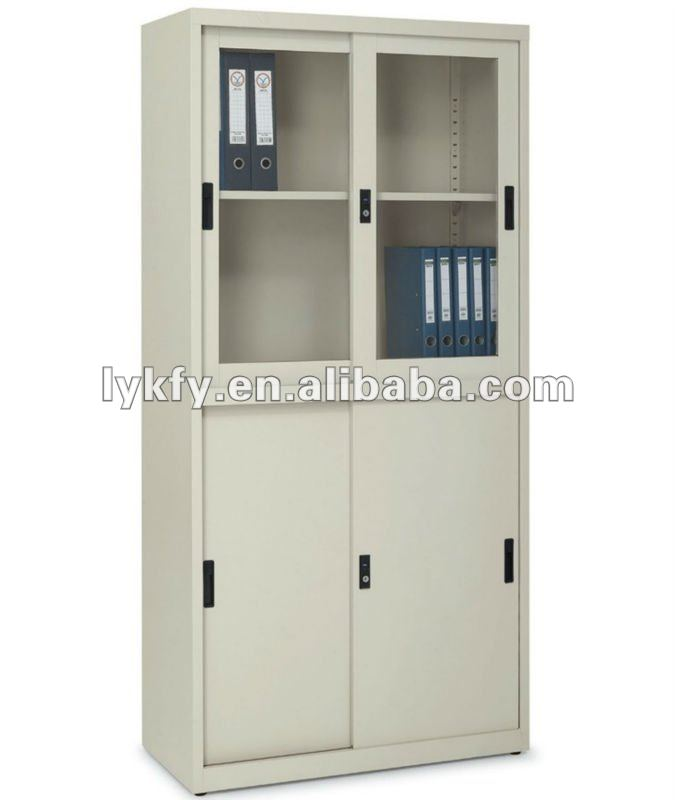 KFY-CB-17 Beige Sliding Door Office Furniture Office Depot