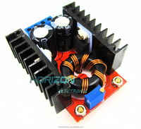 150W 10-32V to 12-35V 6A Step Up Voltage Charger Power DC-DC Boost Converter