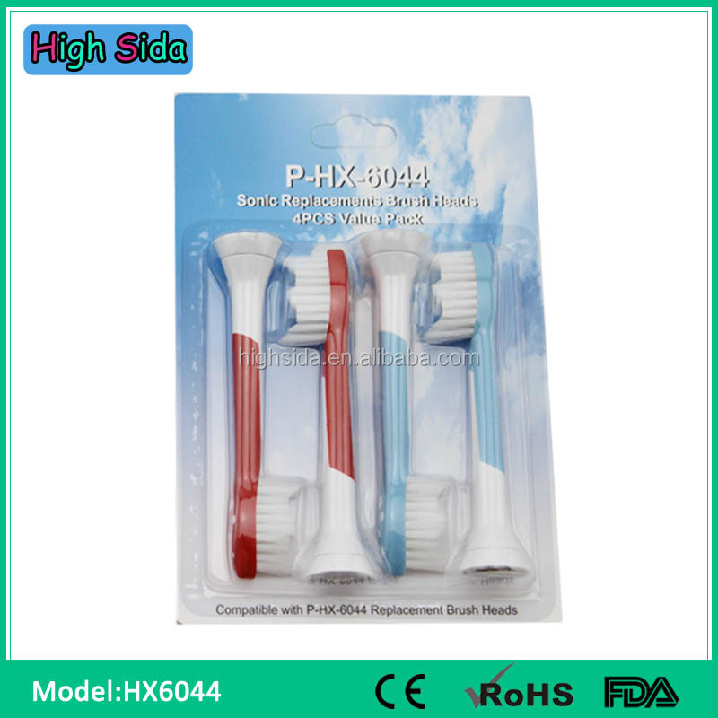 Sonic Kids Toothbrush Heads HX6044 Fit For Philips