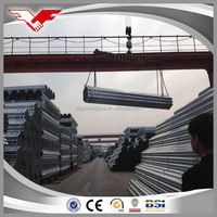 steel pipes WITH ZINC COATING