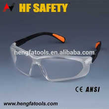 Discount eye protective safety glasses for working wraparound lens safety glasses