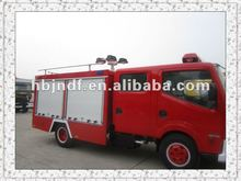Nissan Rescue Fire Fighting Truck