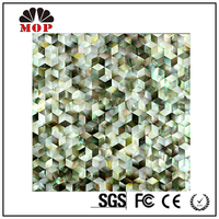 Decorative Building Material Waterjet Century Mosaic Chip Board