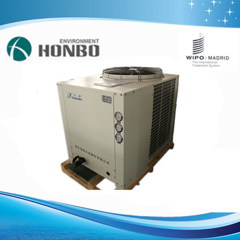 Piston compressor air cool condensing unit