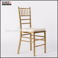 Acacia Wood Wedding Chiavari Chair